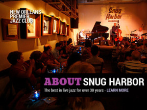 Snug Harbor Gigs